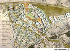 Dead Sea Master Plan