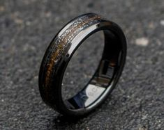 we make Custom tungsten ring, Custom ring maker by Decazi Tungsten Engagement Rings, Tungsten Wedding Rings, Tungsten Jewelry, Tungsten Mens Rings, Unique Mens Rings, Rings For Men, Promise Rings For Guys, Meteorite Ring, Wedding Rings Simple