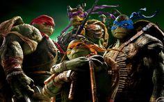 HDQ Images teenage mutant ninja turtles 2014 wallpaper, 679 kB - Drayden Walter