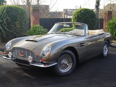 Aston Martin DB6 Volante                                                                                                                                                      More
