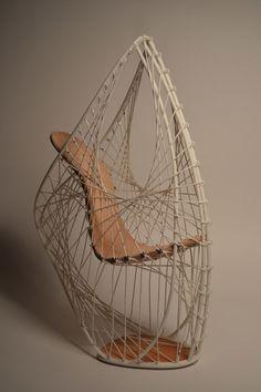 Marla Marchants 3D Printed Footwear #strangtshoes #uniqueshoes #weirdshoes