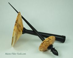 RESERVED for prmckay; Tibetan Support Spindle & Lap Bowl Set- Supported Spindle- Fiber Spinning- Maine Fiber Tools