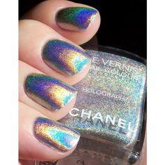 Chanel Nail Polish. To beautiful