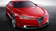 Alfa Romeo preparing new petrol and diesel engines for the successor of 159