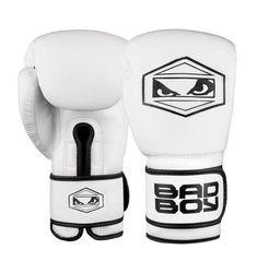 Τα γάντια μποξ Bad Boy Strike αποτελούν μια πολύ αξιοπρεπή και value for money επιλογή, τόσο για τον πυγμάχο, όσο και για τον kick boxer! Προσφέρουν καλή προστασία στο χέρι αλλά και ανατομική εφαρμογή για περισσότερη άνεση.  Εσωτερικά, τα πυγμαχικά γάντια Bad Boy Strike έχουν εκχυμένο σπογγώδες προστατευτικό υλικό για μεγαλύτερη ασφάλεια ενώ από την εξωτερική πλευρά έχουν φτιαχτεί από ποιοτικό συνθετικό δέρμα που προσφέρει αξιοπρεπέστατη αντοχή. Boxing Gloves, Bad Boys, Cufflinks, White People, Wedding Cufflinks