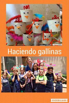 #rollopapel #reuso #gallinas