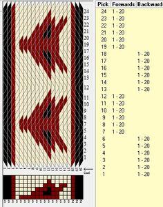 Zorro, 20 tarjetas, 3 colores, secuencia 6B-6F // sed_725 diseñado en GTT༺❁