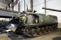 Entpannungspanzer 65   Schweizerisches Militärmuseum Full   270862   Flickr Heavy Machinery
