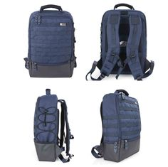 Charikar is tactical city pack based on militarism and designed to suit diverse lifestyles; business, outdoor activities, travel, sports, workout, etc. 10% of profit from bags will be used for children's education in war.