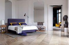 Sleeping Systems Collection Prestige | Lounge Headboard by Treca Interiors Paris…