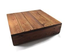 Rustic Cake Stand - Country Wedding Decor - Wood Centerpiece Stand - Vintage Wedding