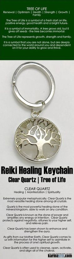 Keychain, Reiki Healing Chakra Gemstone Keyring | The #Tree of #Life is a symbol of a fresh start on life, positive energy, good health and a bright future. #Keychains #Keyrings #Charm #Mens #Good #Lucky #womens #Jewelry #CrystalsEnergy #gifts #Chakra #reiki #Healing #Kundalini #Law #Attraction #LOA #Love #Mantra #Mala #Meditation #prayer #mindfulness #wisdom #CrystalEnergy #Spiritual #Gifts #Mommy #Blog