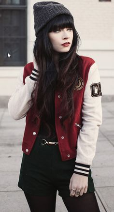 Twice Jacket - WISH THAT I COULD BE LIKE THE COOL KIDS. /// http://LuckyMelli.com