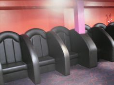 Over 50 years of experience goes into the production of every seat, from sofas to easy chairs and fixed seating, all made to your specification. Bespoke Furniture, Furniture Design, Wall Seating, Commercial Furniture, Sofas, Car Seats, Arm, Eyes, Chair