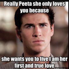 Gale Hunger Games, Josh Hutcherson, True Love, Love You, Memes, Real Love, Te Amo, Je T'aime, Meme
