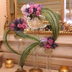 Floral Inspiration #splendorinthegrass #stregisnewyork #rennyandreed