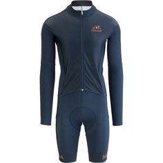 Aerodynamics are often placed on the back-burner through the winter months, when most of us are more concerned about the warmth of our kit than the speed it can provide, but thanks to Maloja's StainesM Skinsuit, we don't have to sacrifice speed for comfort anymore.