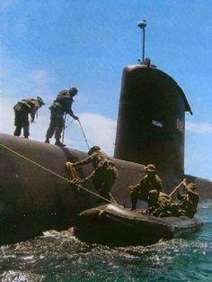 GRUMEC – as Forças Especiais da Marinha do Brasil