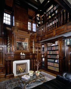 Home library? Really?  23 Amazing Home Library Design Ideas for All Book Lovers