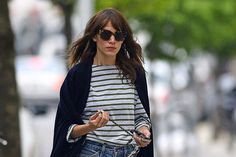 12 new ways to wear your striped top