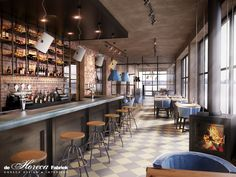 #hotel #katoen #Goes #dehorecafabriek #kimberghout #3Ddesign