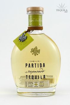 Partida Tequila Reposado - Tequila Reviews at TEQUILA.net