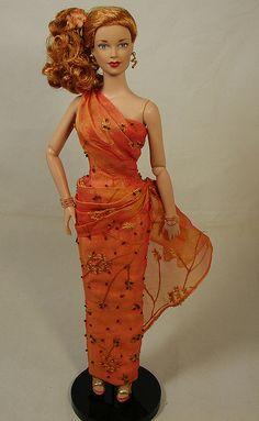 Tonner/Effanbee Brenda Starr in Maharaja's Ball | Flickr - Photo Sharing!