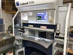 Folding sheet metal components using our Trumpf 7036 CNC press brakes http://www.vandf.co.uk/blog/folding-aluminium-led-heatsinks-with-our-trumpf-7036-cnc-press-brakes/