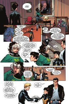 does wolverine and rogue have a relationship