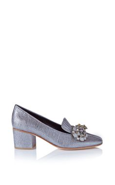 Lily Leather Loafer by Kotur for Preorder on Moda Operandi