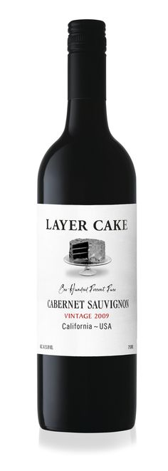 This is my favorite red wine.....Layer Cake Cabernet Sauvignon