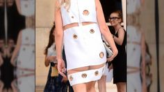 Nicky Hilton Bares Her Butt In Serious Versace Wardrobe Malfunction
