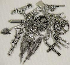 Supernatural Inspired Castiel Archangel Angel by favoritecharacter #supernatural