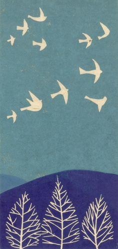 blue hills - Giuliana Lazzerini