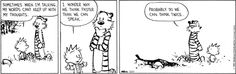 Calvin and Hobbes strip for March 21, 2015