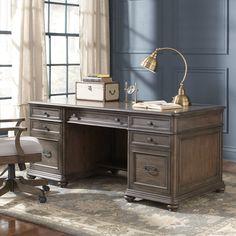 Birch Lane Westgrove Executive Desk | Birch Lane