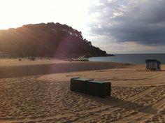 Spiaggia lloret de mar