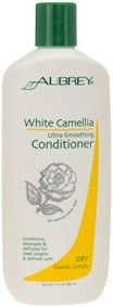 Aubrey Organics White Camellia Ultra-Smoothing Conditioner for Dry, Coarse, Unruly Hair. Extremely emollient anti-frizz. Tame unruly hair & replenish moisture. Intensive, ultra-smoothing conditioner. Vitamin-rich nourishes/protects against heat styling damage/breakage, restoring manageability. Silky, shiny lengths or soft, controlled curls. Vegan…