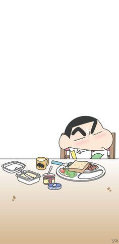 Sinchan Wallpaper, Cartoon Wallpaper Iphone, Cute Disney Wallpaper, Cute Cartoon Wallpapers, Galaxy Wallpaper, Sinchan Cartoon, Doraemon Cartoon, Cute Cartoon Drawings, Crayon Shin Chan