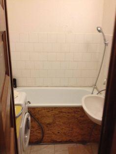 before Diy Bathroom, Bathroom, Bathtub