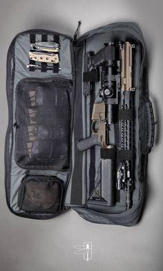 Haley Strategic Partners Introduces the INCOG Discreet Rifle Bag.