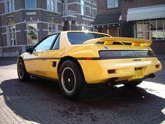 Pontiac Fiero Formula 1989 V6