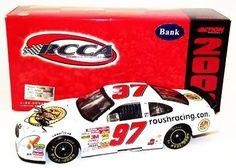 2000 Kurt Busch #97 Roush / J.R.'s Garage ROOKIE 1/24 CUSTOM Diecast AUTOGRAPHED . $199.95. This is an AUTOGRAPHED 2000 Kurt Busch #97 Roush / J.R.'s Garage ROOKIE 1/24 CUSTOM NASCAR Diecast.  This car has been SIGNED by Kurt in black on the hood through a well-respected member of Global Authentication.
