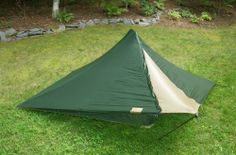 wedge tent that uses trekking poles for frame & Six Moon Designs - Skyscape - Trekker | Continental Divide Trail ...