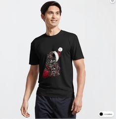 Cat Active T-Shirt Tee Shirts, Cats, Mens Tops, How To Wear, Stuff To Buy, Women, Fashion, Moda, T Shirts