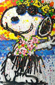 Boom Shaka Laka Laka by Tom Everhart - Hand Pulled Lithograph