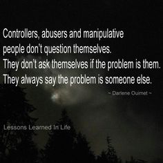 Its a sad thing not to see that there is always 2 sides, sadder thing to pretend you are always a victim so you can pretend to think people cant see through your lies and deception, personal growth is underrated, but to grow we have to take responsibility for our own actions~RP~
