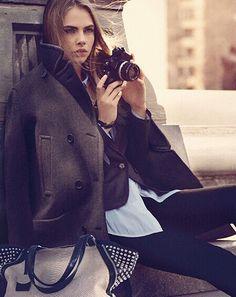 Cara with a Camera