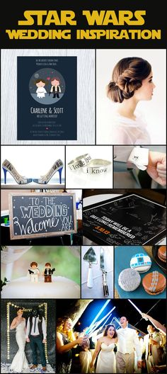 Star Wars wedding inspiration: welcome sign, dearth cadet mask for the photo booth