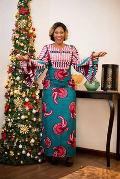 Ankara Xclusive: Latest Ankara Styles For Trendy And Fashionable Women African Fashion Ankara, Latest African Fashion Dresses, African Dresses For Women, African Print Fashion, Africa Fashion, African Attire, African Wear, African Women, Ankara Wedding Styles
